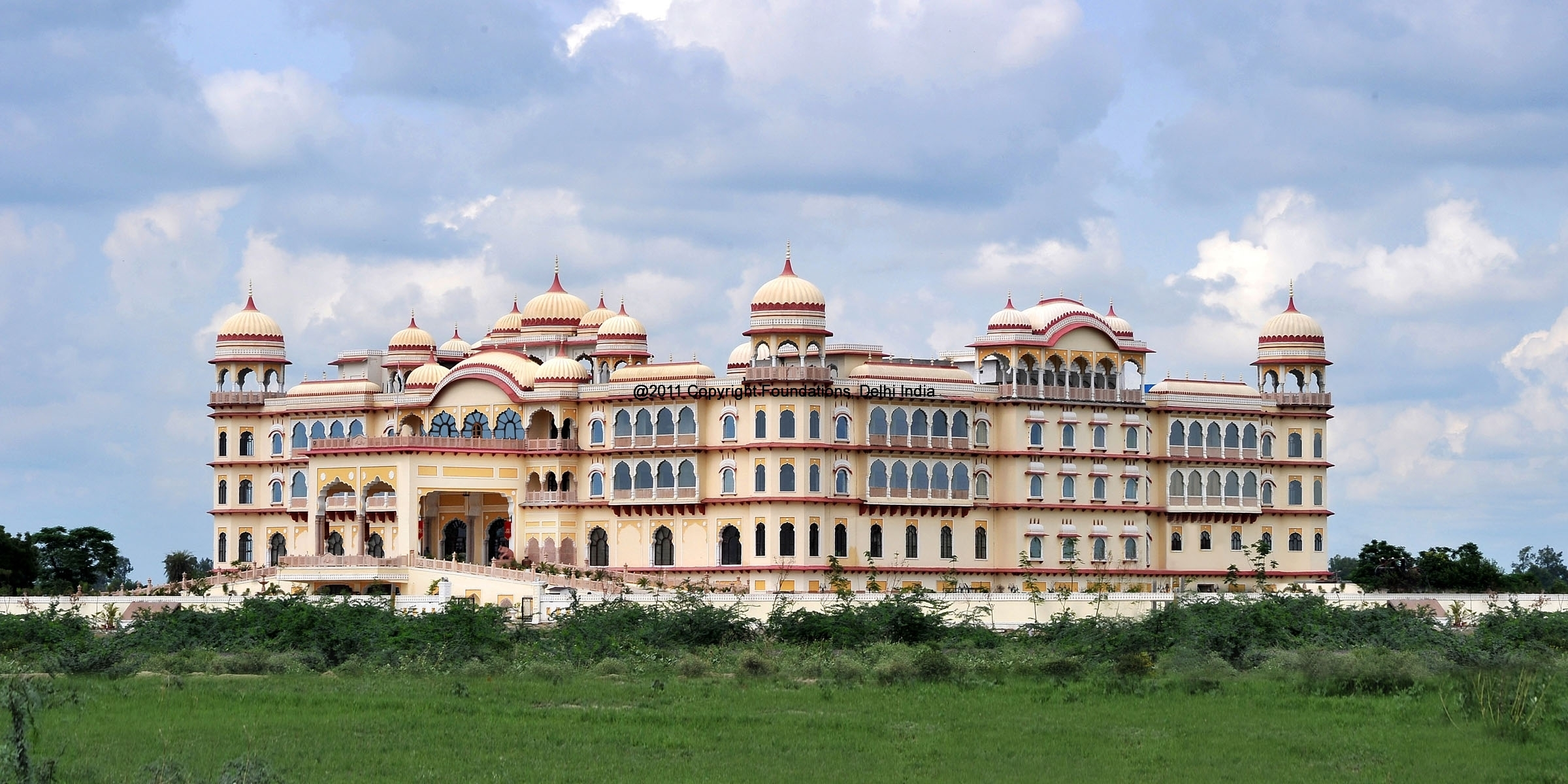 Royal Weekend at Noor Mahal
